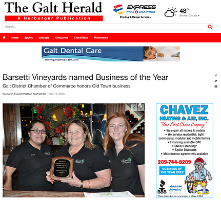Galt Herald